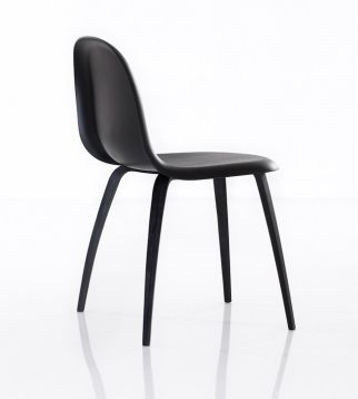 Gubi chair wooden frame