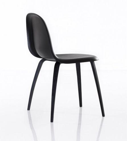 Gubi chair wooden frame