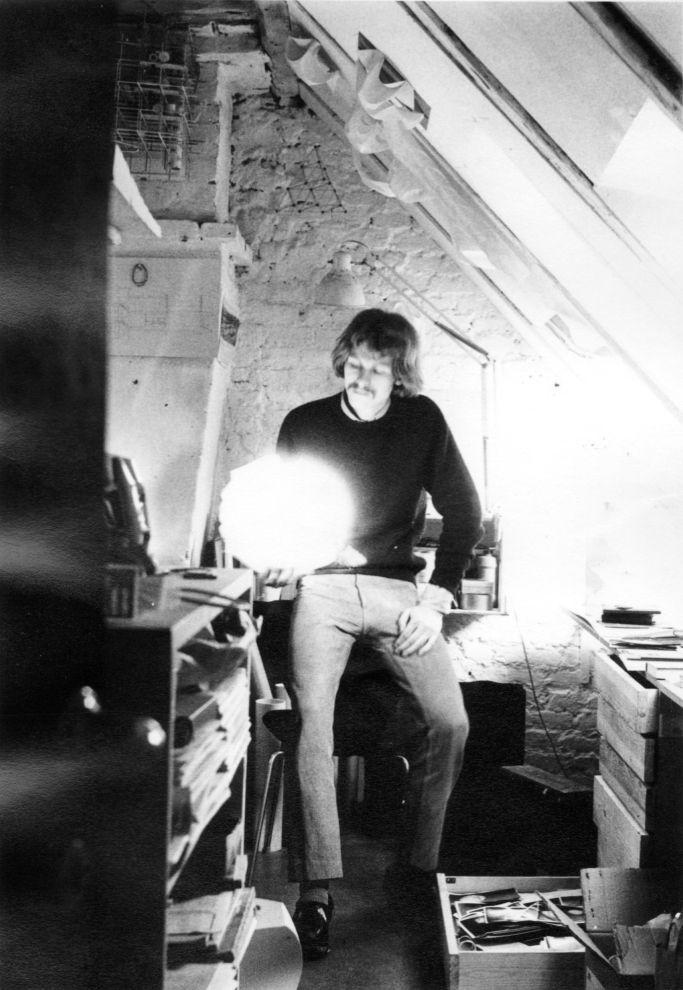Studio in Knabrostræde 1970