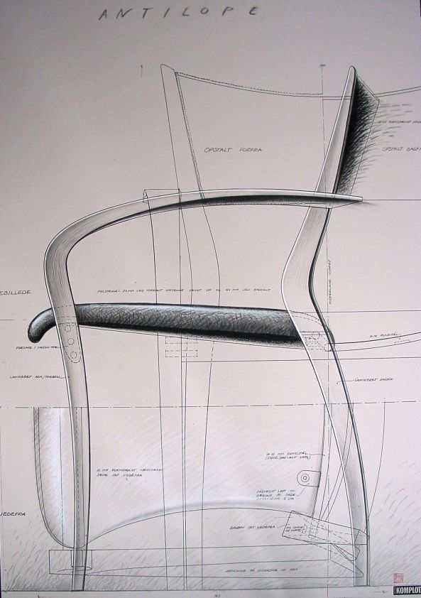 Antilope Chair