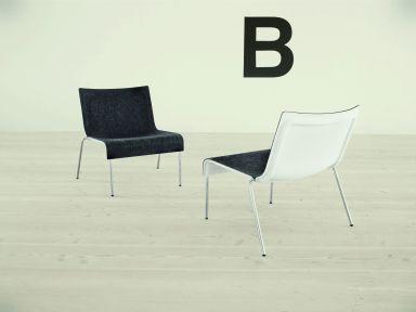 Gubi II lounge chair