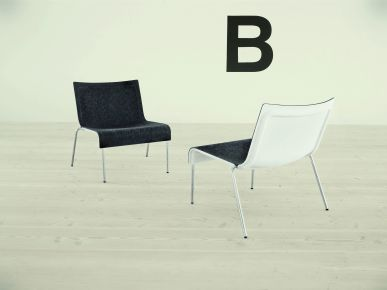 Gubi II lounge chair