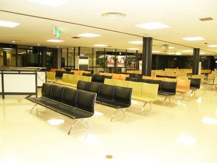 Itami airport, Tendo