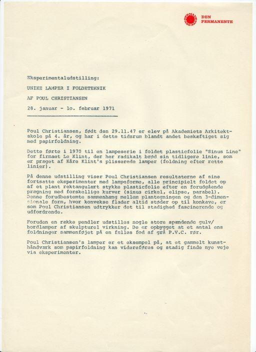 den Perm. press release
