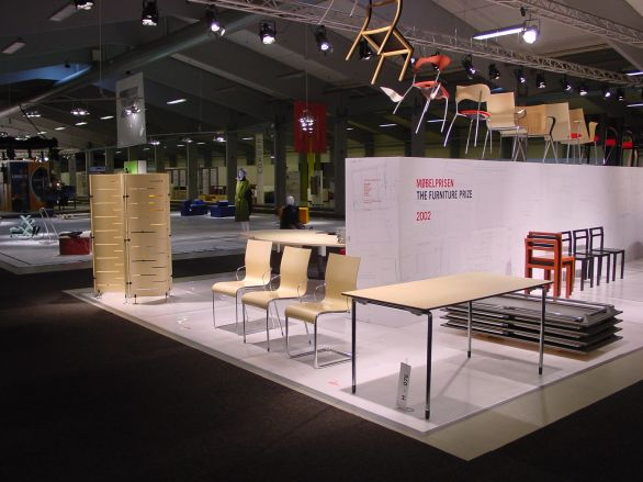 The Furniture Prize 2002