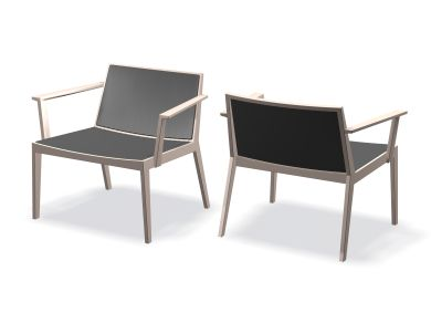 Plot Lounge armchair