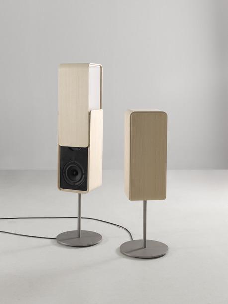 Speaker-Lamp